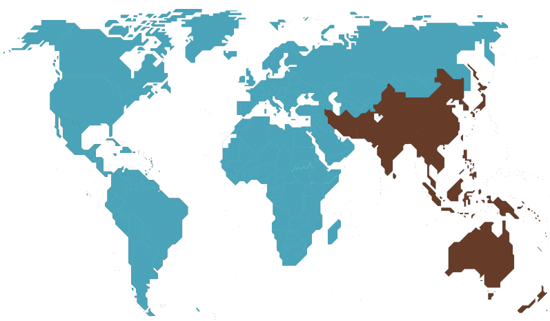 Asia Pacific Missions